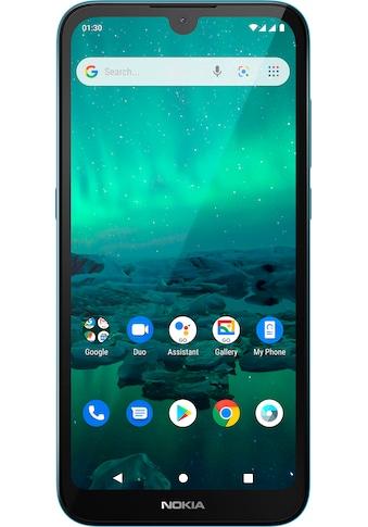 Nokia 1.3 Smartphone (14,5 cm / 5,71 Zoll, 16 GB, 8 MP Kamera) kaufen