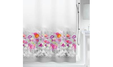 spirella Duschvorhang »ABELLA«, Breite 180 cm, Höhe 200 cm, wasserabweisend kaufen