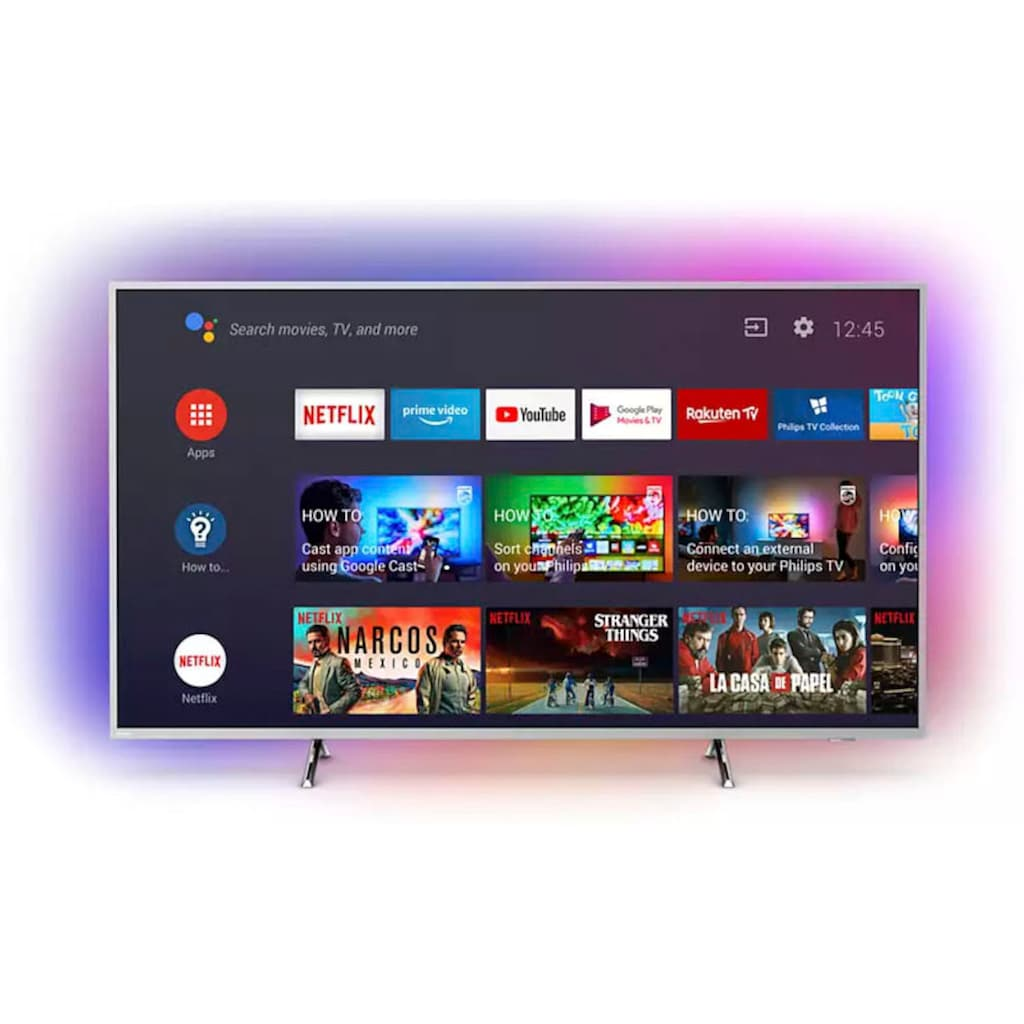 """Philips LED-Fernseher »70PUS9005/12«, 177 cm/70 """", 4K Ultra HD, Android TV"""
