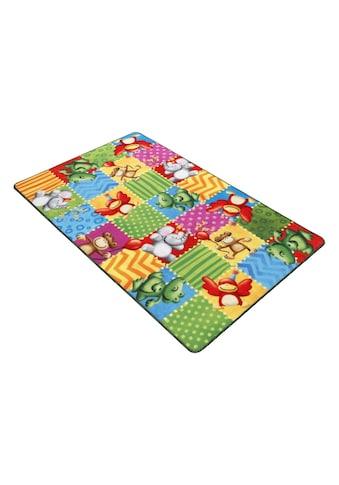 Fußmatte, »Lovely Kids LK - 5«, Böing Carpet, rechteckig, Höhe 2 mm, gedruckt kaufen