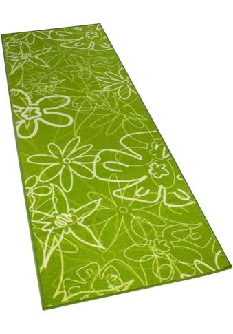 Andiamo Küchenläufer »Ranke«, rechteckig, 4 mm Höhe, Blumen Design, Küche kaufen