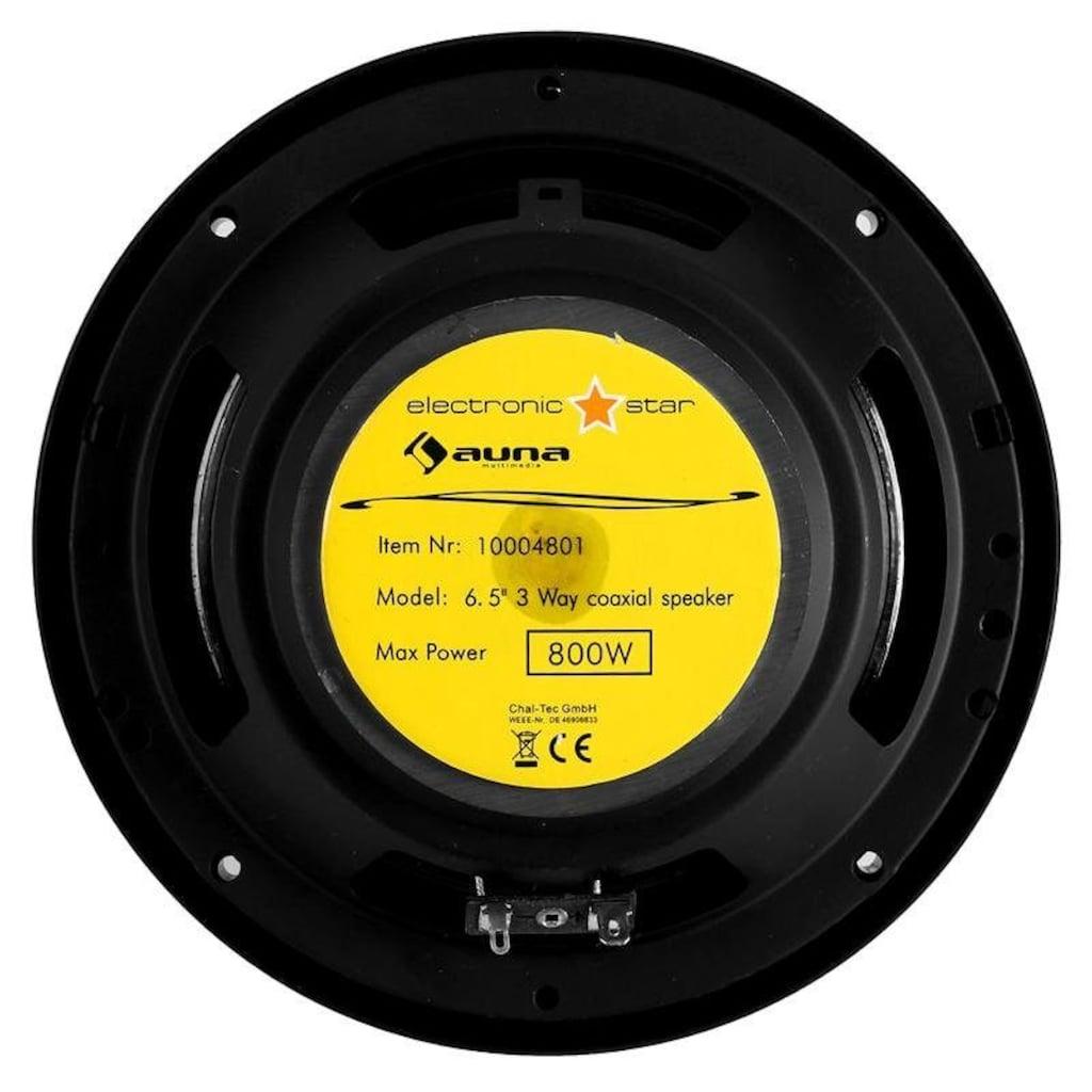 """Auna Auto Lautsprecher 16,5cm (6,5"""") 800W max."""