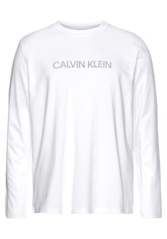 Calvin Klein Performance Langarmshirt kaufen