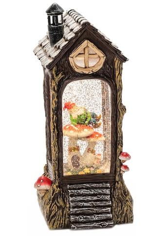 """KONSTSMIDE LED Laterne, LED-Modul, 1 St., Warmweiß, """"Wasserlaterne, liegender Elf auf... kaufen"""