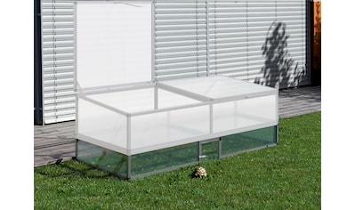 KGT Kleintiergehege Schildkrötenunterbau, BxTxH: 205x91x26 cm kaufen