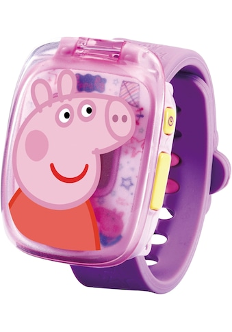 Vtech® Lernspielzeug, »Peppas Lernuhr pink« kaufen