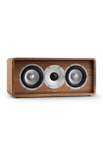 NUMAN Zwei-Wege-Center-Lautsprecher walnuss kaufen