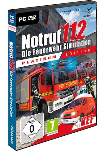 Die Feuerwehr Simulator PC kaufen