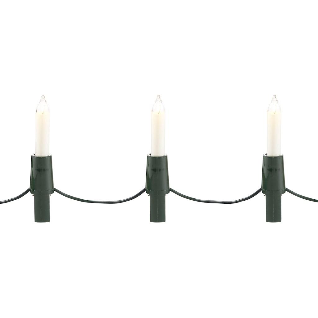 Lichterkette »Christbaumlichterkette«