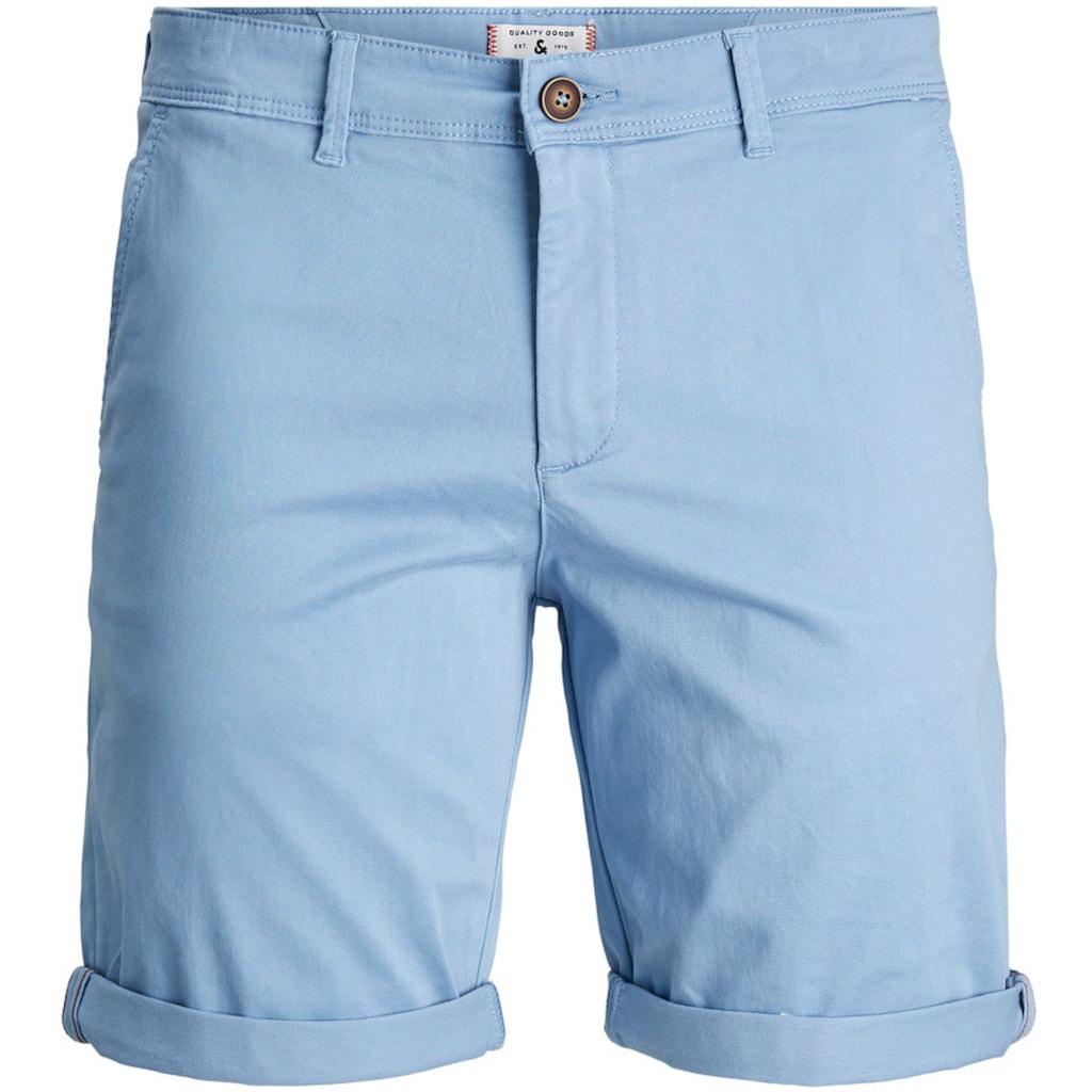 Jack & Jones Shorts »BOWIE SHORTS SOLID«