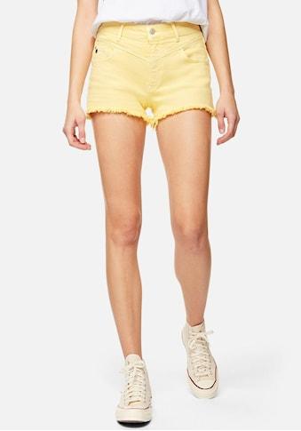 Mavi Jeansshorts »ROSIE-MA«, mit ausgefransten Saumabschluss kaufen