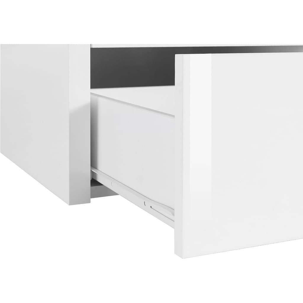 Tecnos Nachtkonsole, Höhe 56, 8 cm