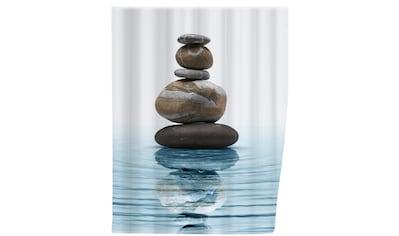 WENKO Duschvorhang »Meditation« Breite 180 cm kaufen