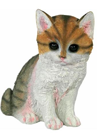 Casa Collection by Jänig Tierfigur »Katze sitzend, H: 22 cm« kaufen