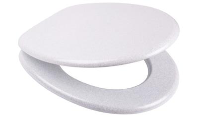 SANILO WC - Sitz »Glitzer WC - Sitz«, mit Absenkautomatik kaufen