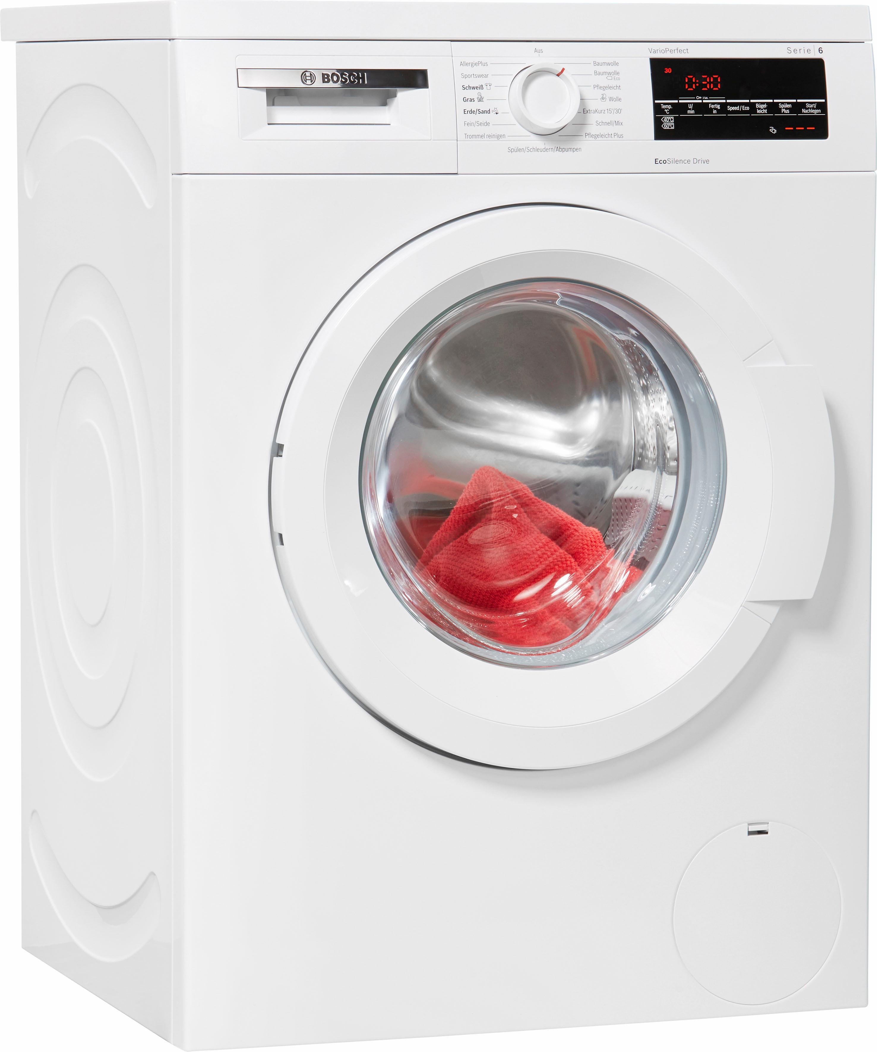 Gesuchte Artikel Bosch Waschmaschine