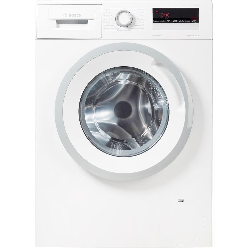 BOSCH Waschmaschine »WAN28242«, 4, WAN28242, 7 kg, 1400 U/min