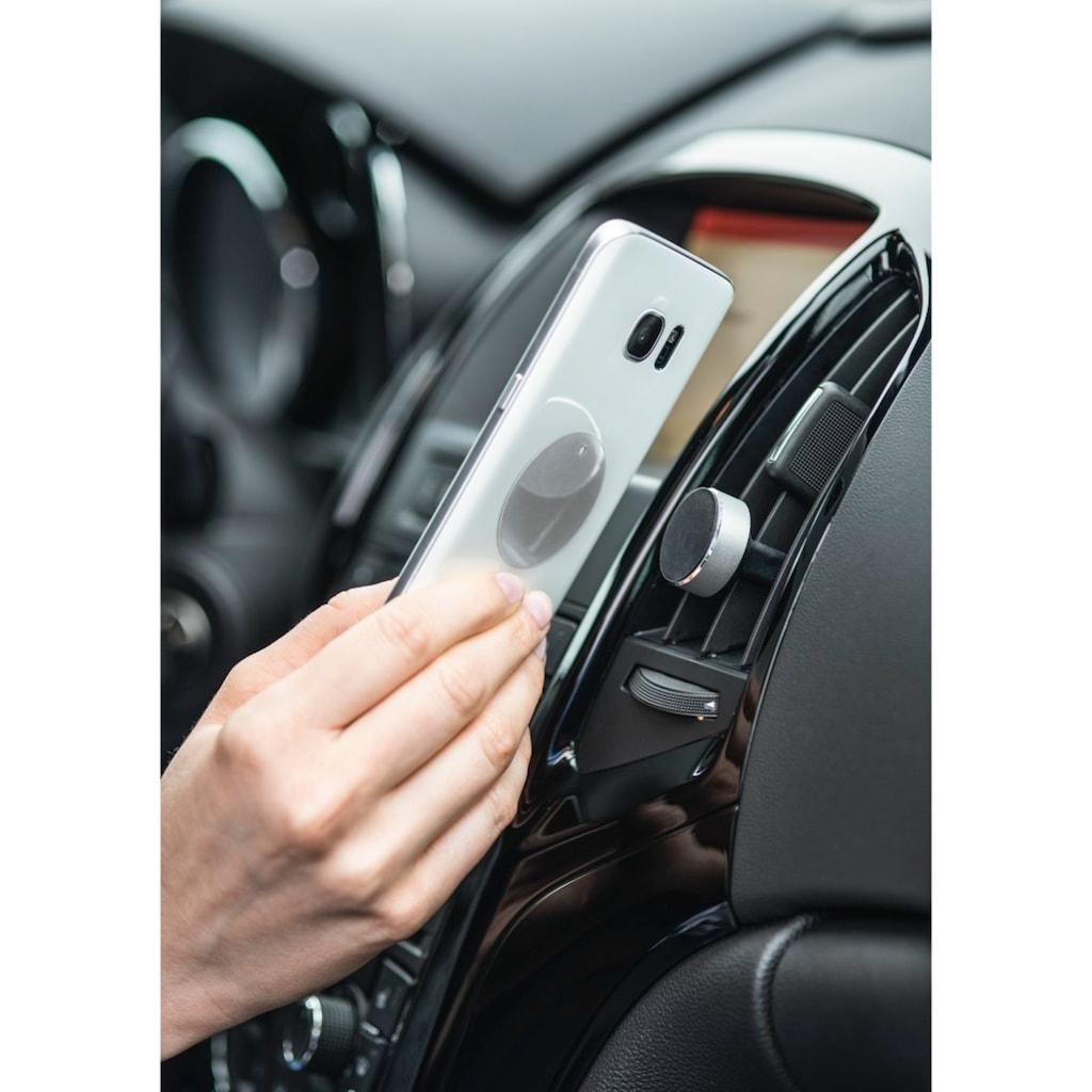 Hama Auto Magnet Handyhalterung, Universal Handy Autohalterung