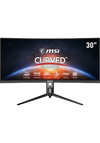 "MSI Curved-Gaming-Monitor »Optix MAG301CR2DE«, 76 cm/30 "", 2560 x 1080 px, WFHD, 1 ms... kaufen"