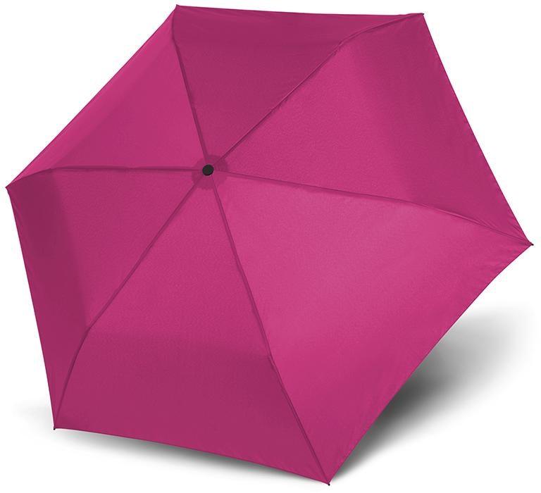 doppler®, Taschenregenschirm Zero 99 uni, Fancy Pink | Accessoires > Regenschirme > Sonstige Regenschirme | Rosa | DOPPLER