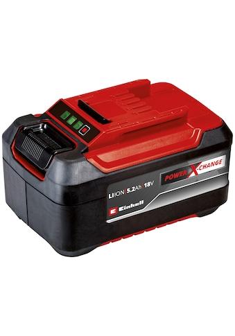 Einhell Akku »18V 5,2Ah PXC-Twinpack«, 5200 mAh, 18,0 V kaufen