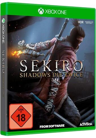 SEKIRO  -  Shadows Die Twice Xbox One kaufen