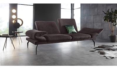 Places of Style 2-Sitzer »Salerno«, mit Armlehnen- und Rückenfunktion in 2 Sitzbreiten kaufen