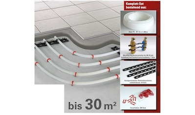 PEROBE Fußbodenheizung »Profi Flächenheizung«, 30 m² kaufen
