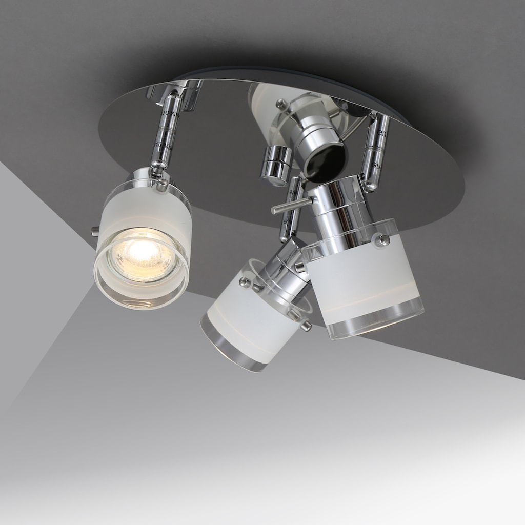 B.K.Licht,LED Deckenleuchte