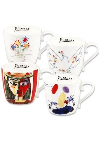 Könitz Becher »Picasso«, (Set, 4 tlg.), 425 ml, 4-teilig kaufen