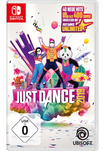 Just Dance 2019 Nintendo Switch kaufen