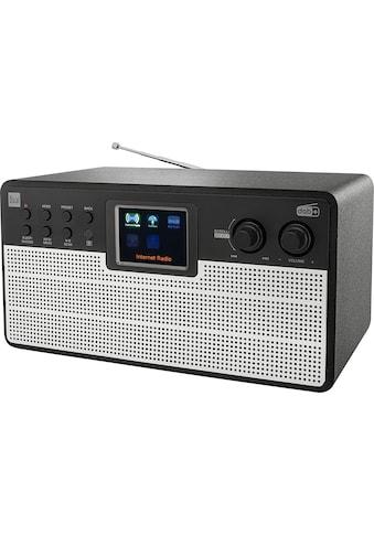 Dual »IR 100« Internet - Radio (Digitalradio (DAB+),UKW mit RDS,Internetradio, 10 Watt) kaufen