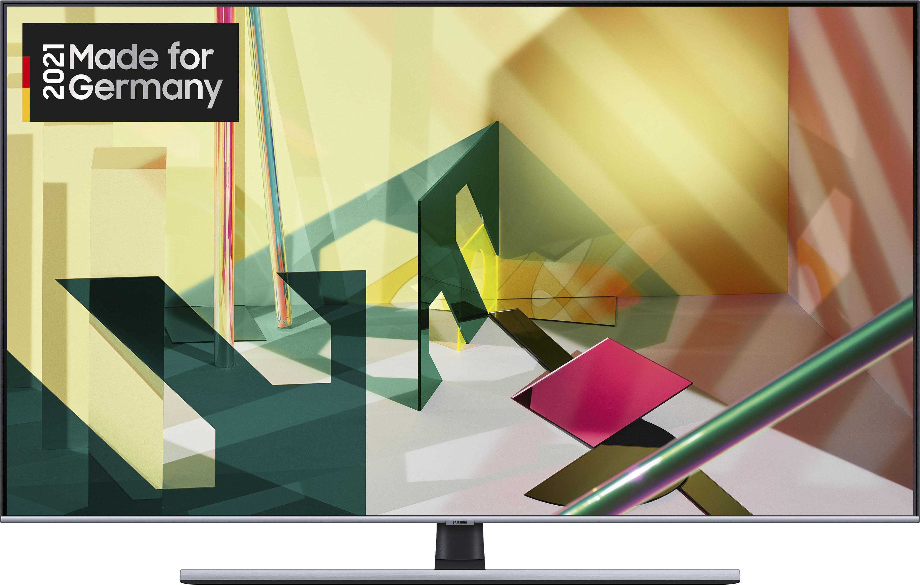 Samsung QLED-Fernseher GQ75Q75TGT , 189 cm 75 , 4K Ultra HD, Smart-TV