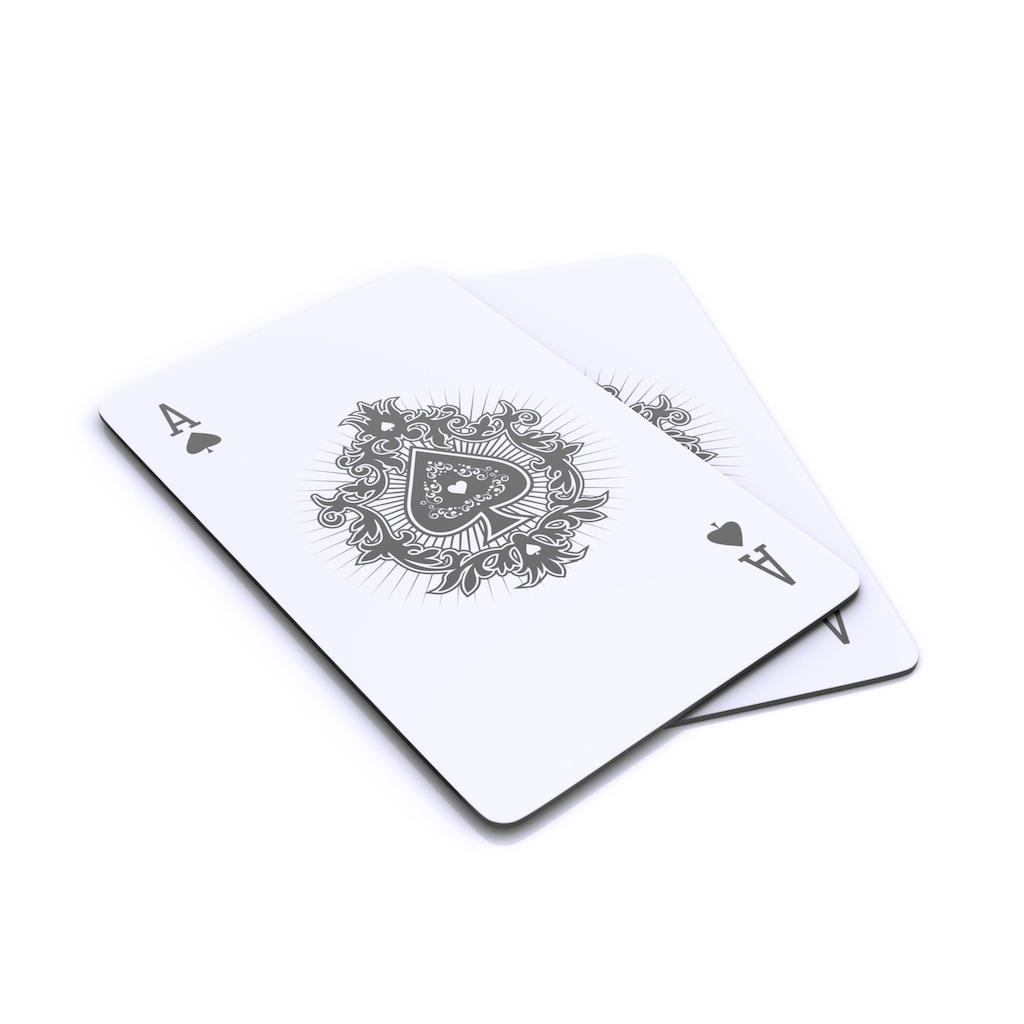 Aplic RFID Blocker Karte zur Abschirmung im 2er Set »Schutz vor Cyber Kriminalität / ACE«