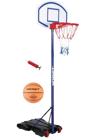 Basketballständer »Hornet 205«, (Set, 3 St., Basketballständer mit Ball und Pumpe),... kaufen