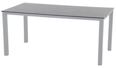SIENA GARDEN Gartentisch »Sola«, Aluminium, 160x90 cm kaufen