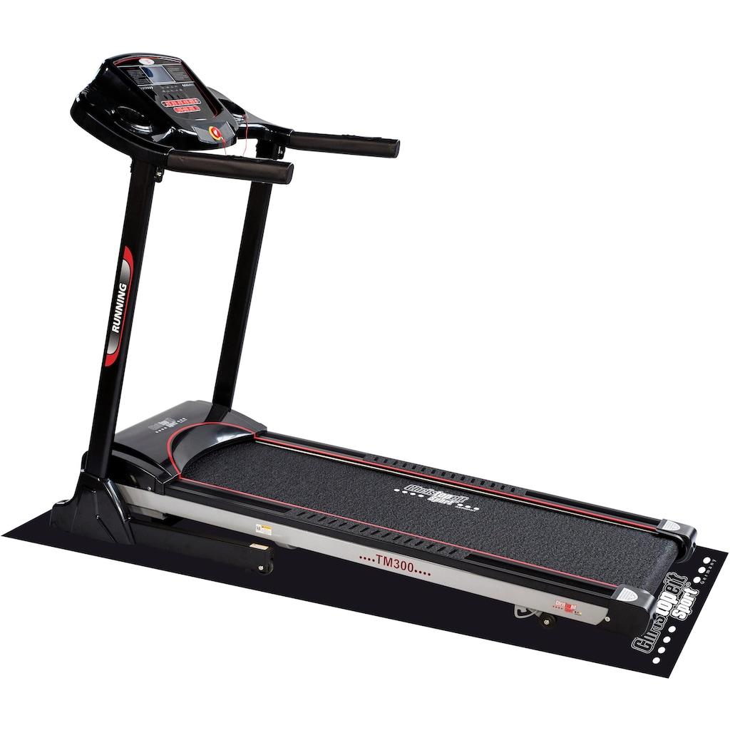 Christopeit Sport® Laufband »TM 300 Black Edition«