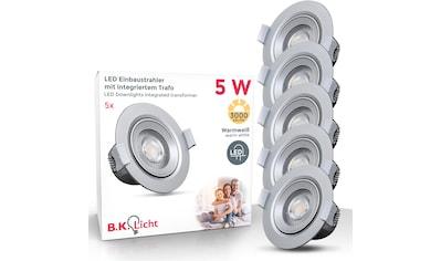 B.K.Licht,LED Einbauleuchte»Alcor«, kaufen