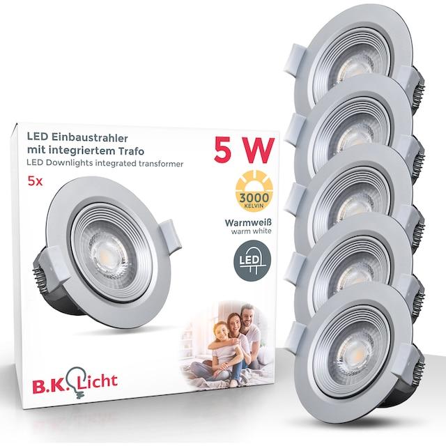 B.K.Licht,LED Einbauleuchte»Alcor«,