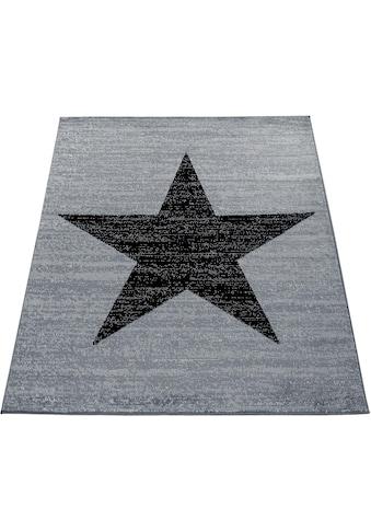 Teppich, »Fiesta 116«, Paco Home, rechteckig, Höhe 12 mm, maschinell gewebt kaufen
