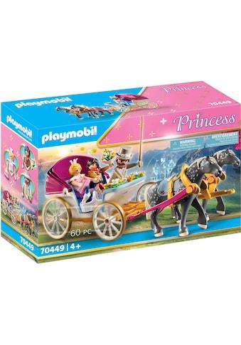 "Playmobil® Konstruktions - Spielset ""Romantische Pferdekutsche (70449), Princess"" kaufen"