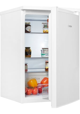 BOSCH Table Top Kühlschrank »KTR15NWEA«, KTR15NWEA, 85 cm hoch, 56 cm breit kaufen