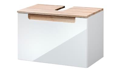 HELD MÖBEL Waschbeckenunterschrank »Siena«, Badmöbel, Breite 60 cm kaufen