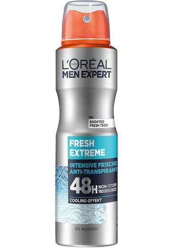 L'ORÉAL PARIS MEN EXPERT Deo-Spray »Fresh Extreme«, 48H Non-Stop Trockenschutz kaufen