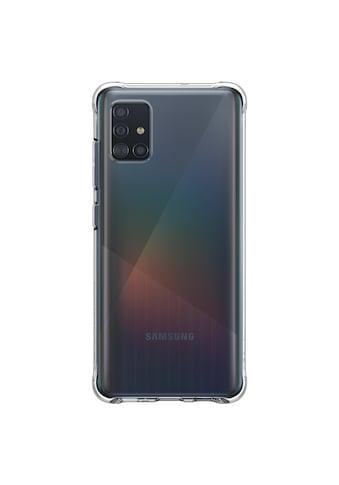 Spigen Smartphone-Hülle »Spigen Galaxy A51 Case Crystal Flex«, Transparent kaufen