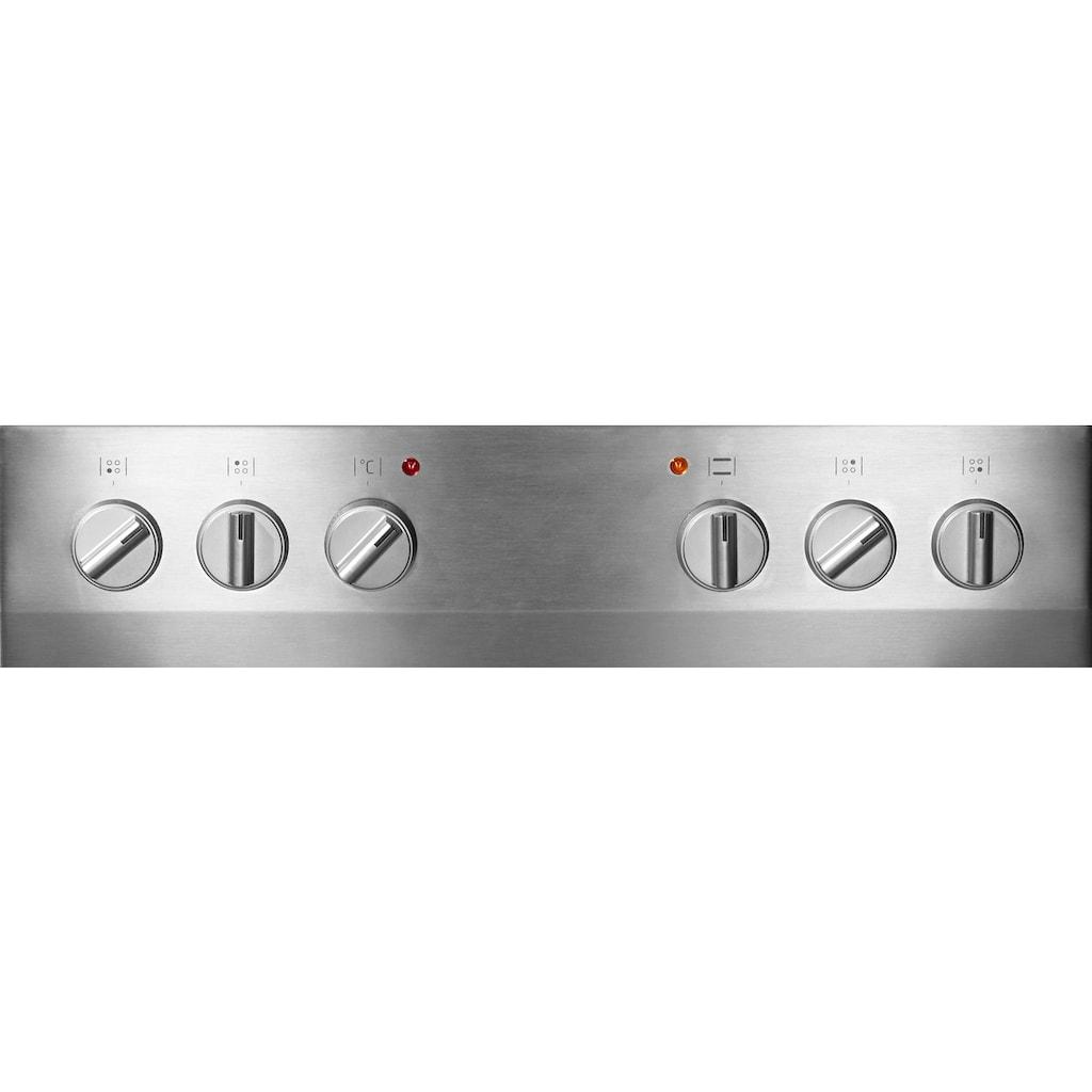 Amica Elektro-Standherd »SHC 11505 W / SHC 11595 E«, SHC 11595 E, Steam Clean, SHC 11595 E