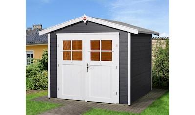 WEKA Gartenhaus »224 Gr.2«, BxT: 280x229 cm, inkl. Fußboden kaufen