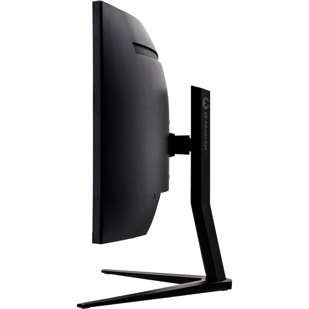 """Iiyama Curved-Gaming-LED-Monitor »G-MASTER GB3466WQSU-B1«, 86 cm/34 """", 3440 x 1440 px, UWQHD, 1 ms Reaktionszeit, 144 Hz"""