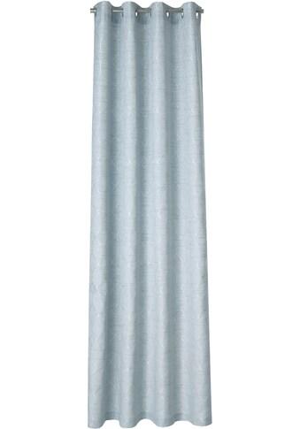 Neutex for you! Vorhang nach Maß »SAMOA«, Ösenschal mit Metallösen kaufen