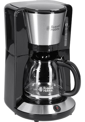 RUSSELL HOBBS Filterkaffeemaschine »Adventure 24010-56«, Papierfilter, 1x4, mit... kaufen